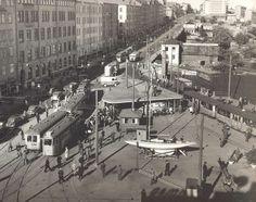 Hornstull, Stockholm, Sweden #1954