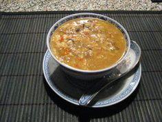 Chinesische Sauer-Scharf-Suppe - ..........viel Fleudel beim…