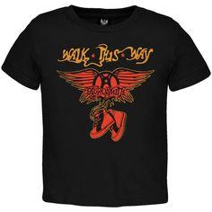 Aerosmith - Walk This Way Toddler T-Shirt