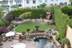 Viel Garten für wenig Geld | Schöne gärten, Geld und Gärten