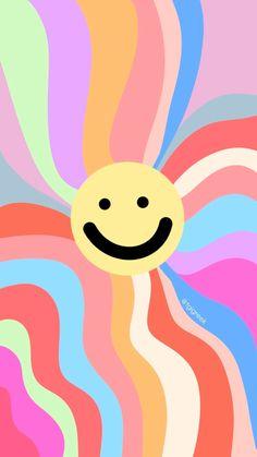 Hippie Wallpaper, Kawaii Wallpaper, Cool Wallpaper, Iphone Background Wallpaper, Aesthetic Iphone Wallpaper, Wallpaper Bonitos, Images Esthétiques, Cute Patterns Wallpaper, Pretty Wallpapers