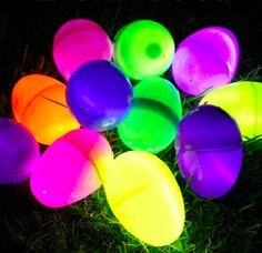 Glowing Eggs
