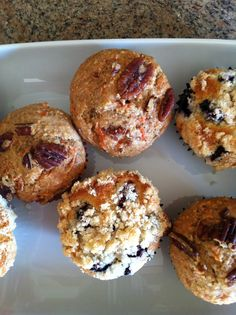The Dirty Oven: Dairy Free Vegan Good Morning Muffins
