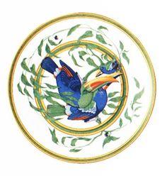 hermes toucan china