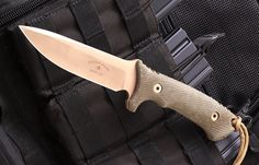 Spartan Harsey Hunter | Fixed Blade Knife Review