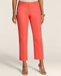 So Slimming By Chico's Serene Stretch Crop