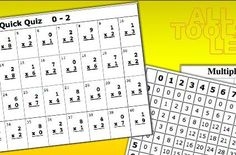 Teach the TIMES TABLES   www.multiplication.com  Gives different teaching ideas on how to teach multiplication facts using songs, multiplication worksheets and other sources.m