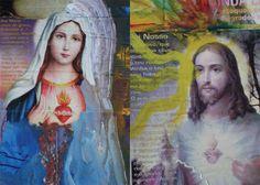 entre Maria e Jesus