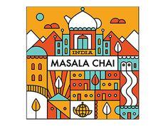 Masala Chai Tea by Madeleine McMichael