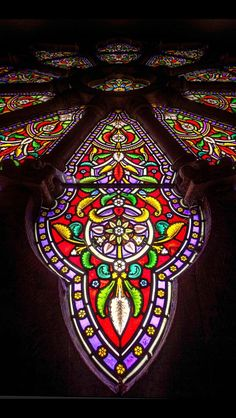 stained glass masterpieces of the modern era
