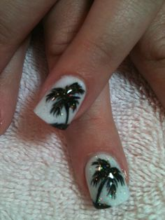tropical - Nails By Robin