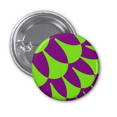 Customizable Green and Purple Scale Pattern Small Round Button on sale at www.zazzle.com/wonderart* Click on the picture to take you directly to the product for purchase and info.
