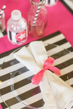 Olivia's American Girl Doll Party