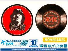 AC/DC - FELPUDO - FACE - 50 CM DIÁMETRO EAN: 4260361751232 AC/DC - FELPUDO - LP AUSTRALIA - 5O CM DIÁMETRO EAN: 4260361751126 Material: 100% poliéster con puntos antideslizantes de PVC. Medidas diámetro: 50cm.