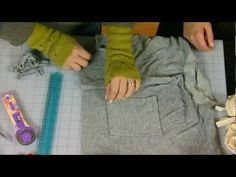 Make Yarn from Recycled Clothing