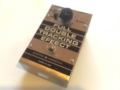 1977 EHX full double tracking effect