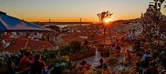 Park Restaurant & Bar – Elevated Garden Terrace in Lisbon, by Victor B, 05.04.14