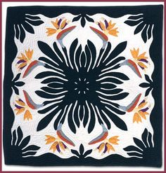 I think it'd be nice to have a sitting room with a bunch of Hawaiian quilt pillow covers.