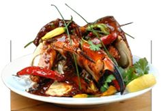 seafood - freshly caught and prepared at the Crab House Café, Weymouth Seafood Restaurant, Cafe Restaurant, Great British Food, Crab House, Main Course Dishes, Seafood Platter, Crab Recipes, Menu, Places To Eat