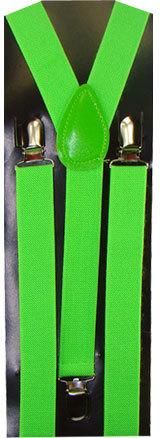 wholesale solid-green-suspenders-(case-of-72) (Case of 72)