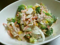 デパ地下の味!ブロッコリーとツナのサラダ by くまみよ [クックパッド] 簡単おいしいみんなのレシピが231万品