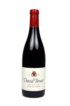 January 23rd - David Bruce Petite Syrah