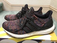 new arrival c5485 c16ae Adidas Ultra Boost LTD 3.0 Multicolor Mens Size 8 fashion clothing shoes