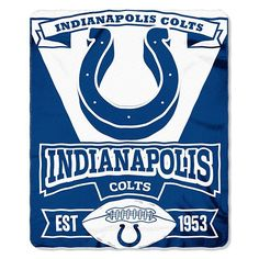 Light-weight for a nice cool feel! 100% polyester with stitched edges! Officially licensed NFL fleece blanket! Emblazoned with vibrant team colors! This blanket