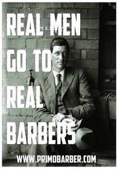 Primo Gentlemens Barber : Photo