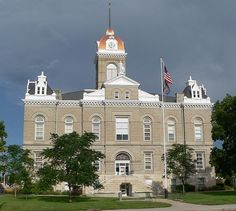 Jefferson County Courthouse - Fairbury, Nebraska
