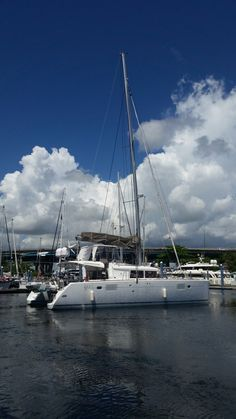 Nice Lagoon 450 3 cabin owner's version superior equipment list sail catamaran for sale caroline.laviolette@catamarans.com