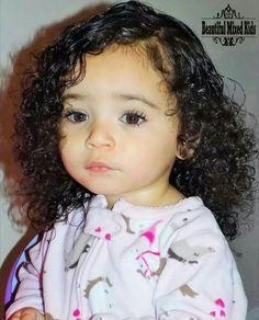 Kailyn Grace - 22 Months • African American & Italian ❤ FOLLOW @beautifulmixedkids on instagram WWW.STYLISHKIDSAPPAREL.COM