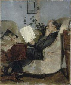 Christian Munch - (Edvard Munch)