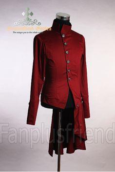 fanplusfriend - Elegant Gothic Aristocrat Goth Punk Pleated Skirt Blouse, $79.01 (http://www.fanplusfriend.com/elegant-gothic-aristocrat-goth-punk-pleated-skirt-blouse/)