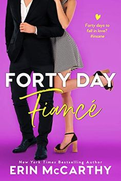 Forty Day Fiancé : A Fake Fiancé Romantic Comedy Standalone by Erin  McCarthy Hot Doctor, Mystery Genre, I Want A Relationship, Work Visa, Reasons To Smile, Woman Standing, Got Books, Having A Crush, Hopeless Romantic