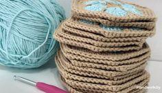 como tejer un bolso a crochet con flores africanas