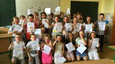 Děkujeme za spolupráci a přejeme vám krásné prázdniny:-) Váš cirkus Mix