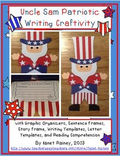 the creative writing my uncle Here are hundreds of writing ideas, along with free tips and worksheets for writers you can also sign up for our free online creative writing courses.