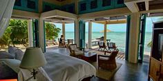 Belize..............You can never go home after this!!  But who would want to??