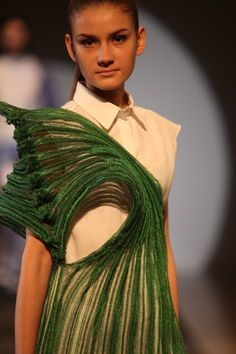 Bunka Fashion Graduate University 2010 detail