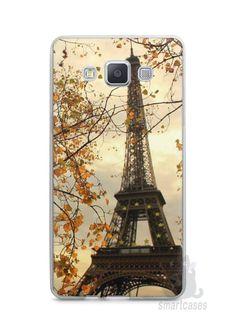 Capa Capinha Samsung A7 2015 Torre Eiffel #1 - SmartCases - Acessórios para celulares e tablets :)