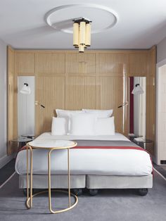 L'Echiquier Paris, hotel Belle Epoque