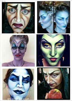 maquillajes disney