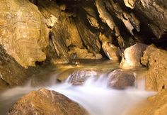 Ouro Grosso Cave - PETAR State Park - Alto Ribeira, SP