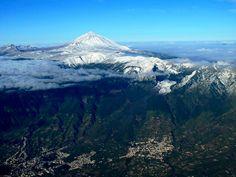 Parque Nacional del Teide como Patrimonio Natural de la Humanidad.