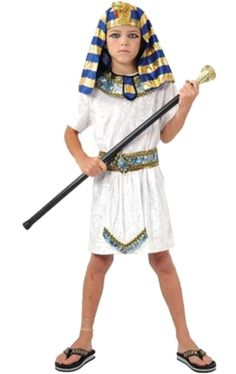 egyptian child costume | Child Egyptian Pharaoh Costume | Jokers Masquerade