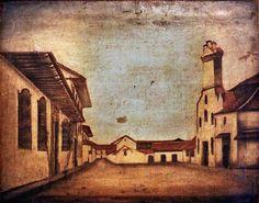1895, Plazuela de la Capuchina. Calle 15, Carrera 13 - Bogotá, Colombia