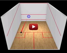 10 Exercitii In Squash, repetitive regulate. Elemente: Backhand, Forehand, Volley, Movement, Drop Shot, Straight Drive, Footwork