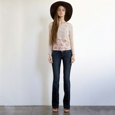 Coachella Crochet Top, $69, now featured on Fab.
