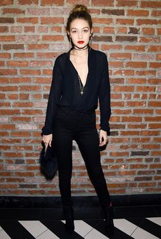Every Kind of Gig Outfit You Could Need in 2016 via @WhoWhatWearUK
